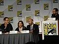 Steve Franks, Kelly Kulchak, Chris Henze & Andy Berman Comic Con.jpg