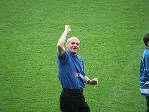 Steve coppell 2006 promotion celebration.JPG