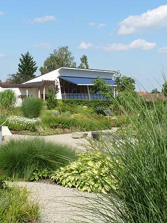 Altenburg Abbey - Garten der Religionen
