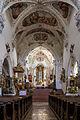 Stift Ardagger Kirche Innenraum 01.JPG