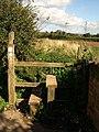 Stile, Longaller - geograph.org.uk - 1000919.jpg