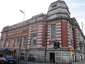 Stockport Central Library - Stockport Central Library- 2014