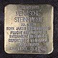 Stolperstein Ackerstr 167 (Mitte) Menasche Steinhardt.jpg