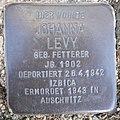 Stolperstein Dahn Grabenstraße 11 Johanna Levy.jpg