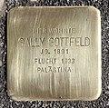 Stolperstein Dortmunder Str 3 (Moabi) Sally Gottfeld.jpg