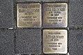 Stolperstein Duisburg 200 Alt-Hamborn Emscherstraße 204 3 Stolpersteine.jpg