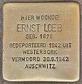 Stolperstein für Ernst Loeb (Leiden).jpg