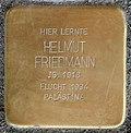 Stumbling block for Helmut Friedmann (Severinstraße 241)
