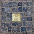Stolpersteine Krefeld, Verlegestelle Hohenzollernstraße 24.jpg