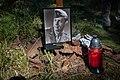 Stoottroepen eerbetoon Lt. Holloway 06.jpg