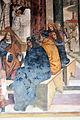 Storie di s. benedetto, 33 sodoma - Come Benedetto scomunica due religiose e le assolve poi che furono morte 09.JPG
