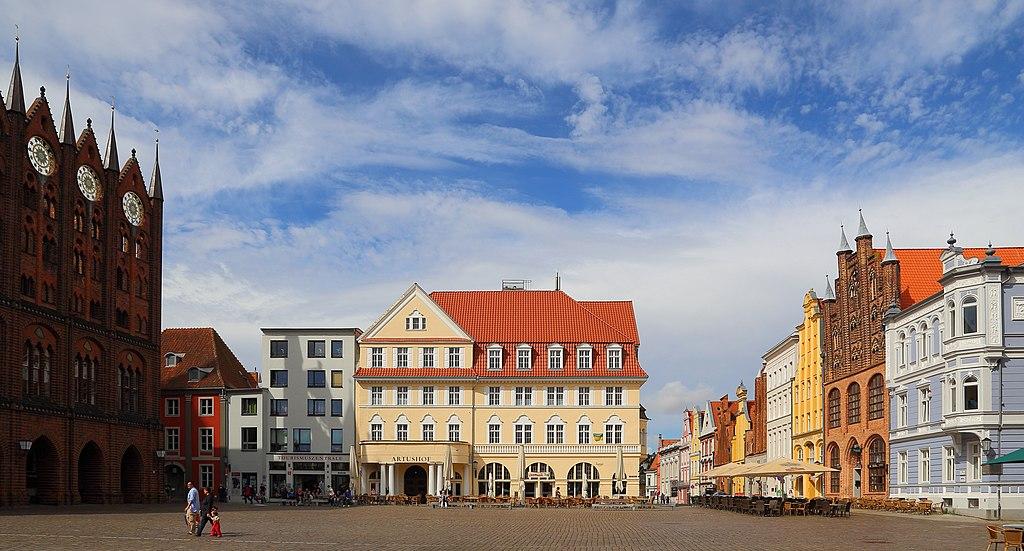 Stralsund Alter Markt 07