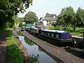 Stranded boats on the Stourbridge Canal - geograph.org.uk - 971899.jpg