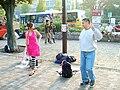 StreetSinger+1@YoyogiPark, 2006-10-29.jpg