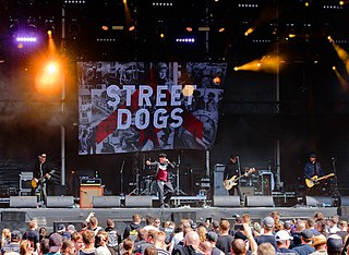 Street Dogs US band