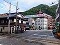 Street in Unazuki Onsen 20180505a.jpg