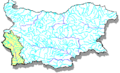 Struma river watershed, Bulgaria.png