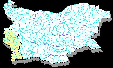 Struma river watershed, Bulgaria