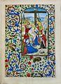 Stundenbuch der Maria von Burgund Wien cod. 1857 Kreuzabnahme.jpg