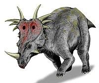 Styracosaurus BW.jpg