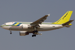 Airbus A310-300 der Sudan Airways