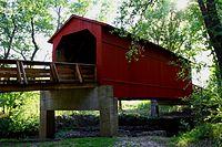 Sugar Creek Covered Bridge.JPG