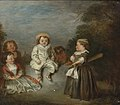 Suiveur de Louis Joseph Watteau - Groupe d'enfants.jpg
