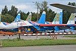 Sukhoi Su-27P '03 blue' (37203526190).jpg