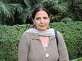 Sukhvinder Amrit, Punjabi language Poetess,Punjab ,India.JPG