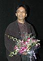 """Sunil Anand, son of the noted film star Shri Dev Anand at the presentation of the film """"Jewel Thief"""" on the occasion of 37th International Film Festival (IFFI-2006) in Panaji, Goa on December 1, 2006.jpg"""