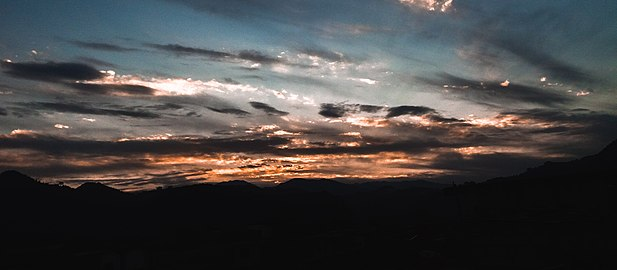 Sunset vewis of suklagandaki tanahun.jpg