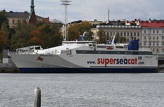 SuperSeaCat - HSC SuperSeaCat Four in Helsinki, 2007