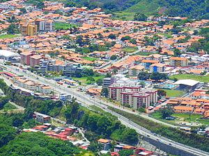 Mérida, Mérida - Image: Sur de Mérida (Venezuela)