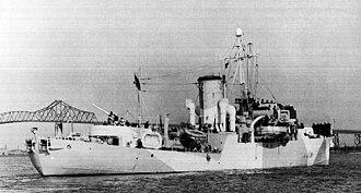 USS Surprise (PG-63) - Image: Surprise (PG 63)