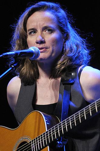 Susan Werner - Image: Susan Werner onstage