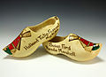 Susan Ford's wooden clogs.JPG