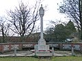 Sutton Scotney - War Memorial - geograph.org.uk - 1770542.jpg
