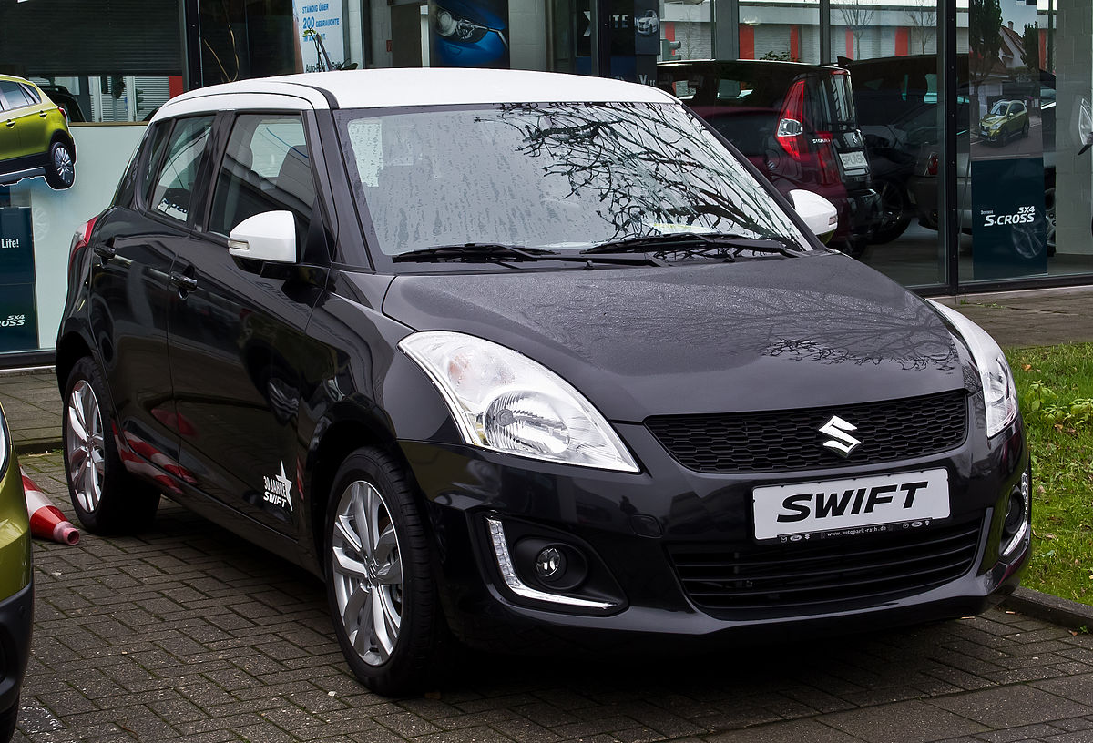 Suzuki Swift   Turbo Kit