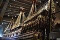 Swedish warship Vasa, sank 1628, Vasamuseet, Stockholm (24) (35872503640).jpg