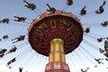 Swing ride at the 2012 California State Fair held in Sacramento, California LCCN2013633006.tif