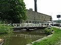 Swingbridge No. 201 - Three Rise Locks - geograph.org.uk - 835135.jpg