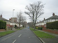 Swinnow Avenue - Swinnow Drive - geograph.org.uk - 1176590.jpg