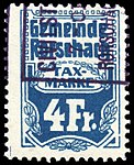 Switzerland Rorschach 1909 revenue 4Fr - 13.jpg