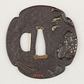 Sword Guard (Tsuba) MET 17.220 001feb2014.jpg