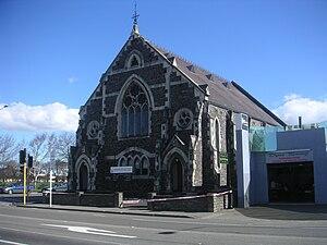 Sydenham Heritage Church - Image: Sydenham stone church