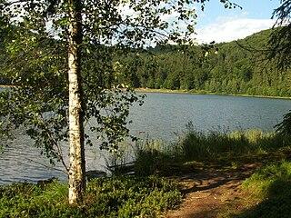 Lake Sfânta Ana