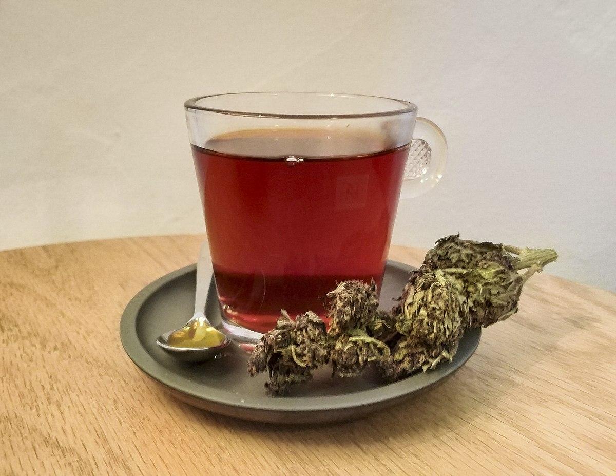 Чай марихуаной как продавать коноплю в россии