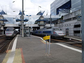Image illustrative de l'article Gare de Rennes