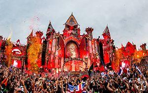 Tomorrowland (festival) - Tomorrowland 2015