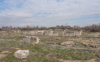 Colossae ancient city of Phrygia